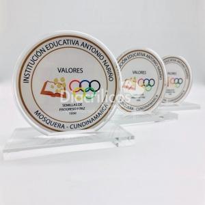 Trofeo Redondo Pequeño