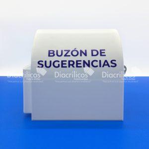 Buzón Curvo