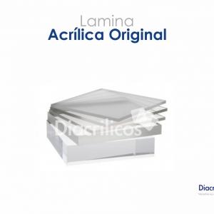 Lamina De Acrílico Original – Pack 6 Und 40 X 45cm X 2mm