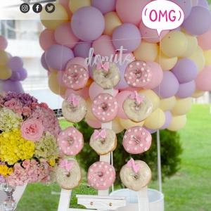 Exhibidor Para Donuts