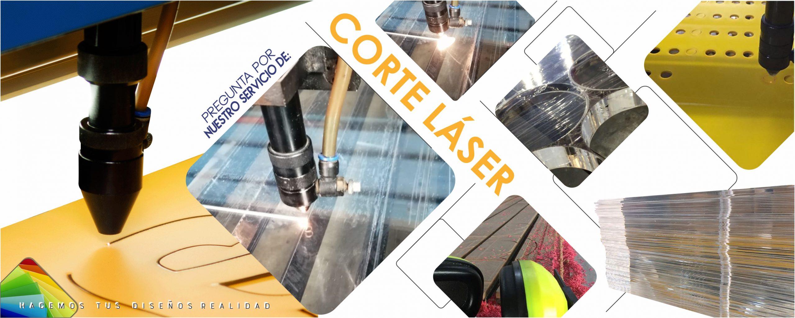Corte Laser Diacrilicos 2001